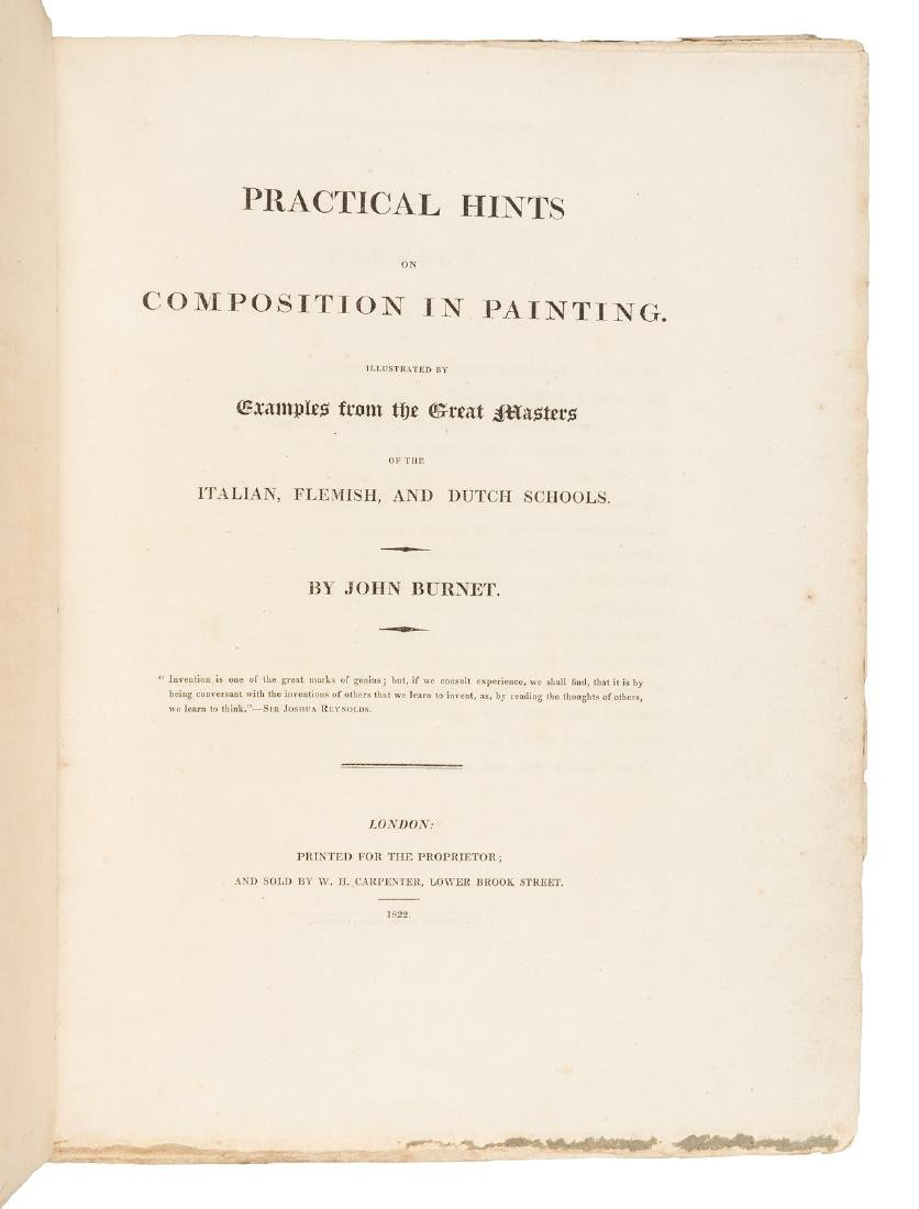 Burnet's Practical Hints on Composition 1822