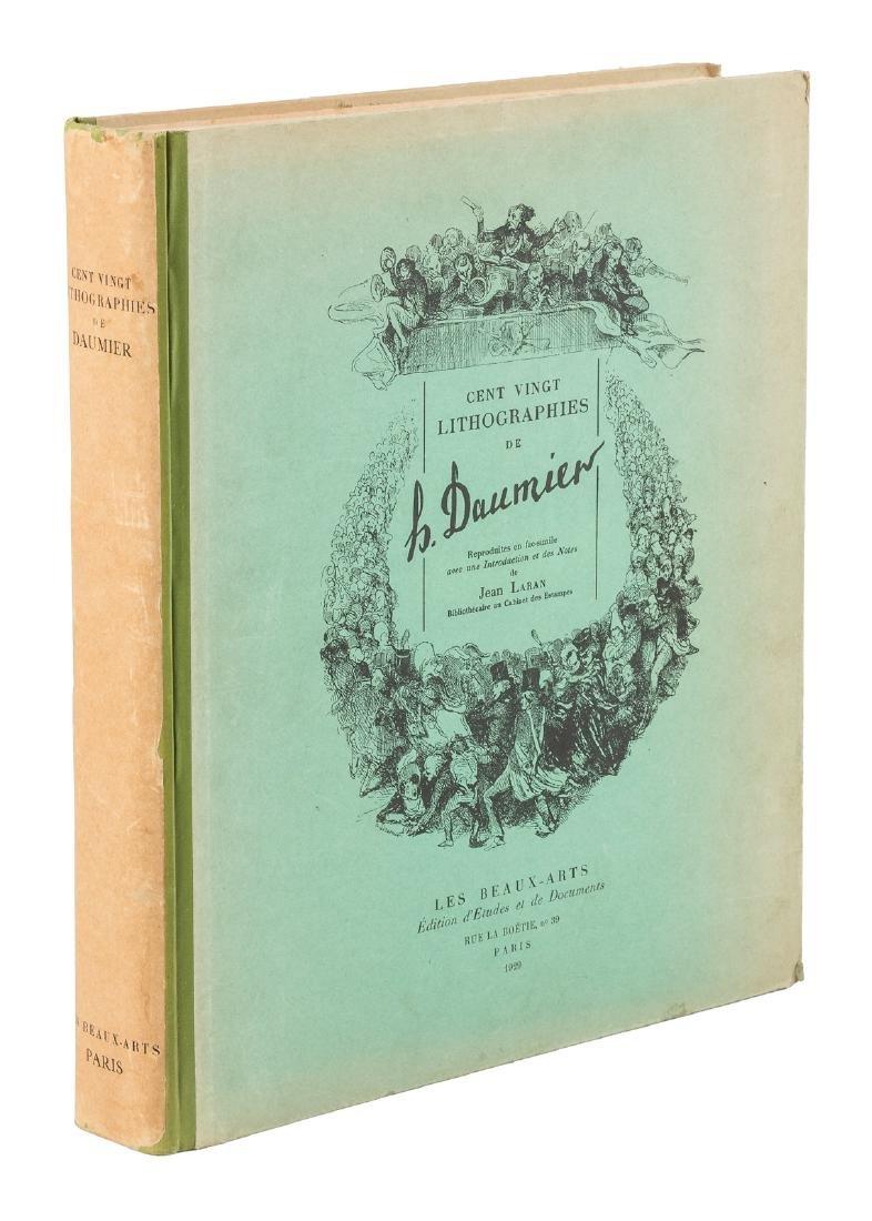 120 Daumier lithographs