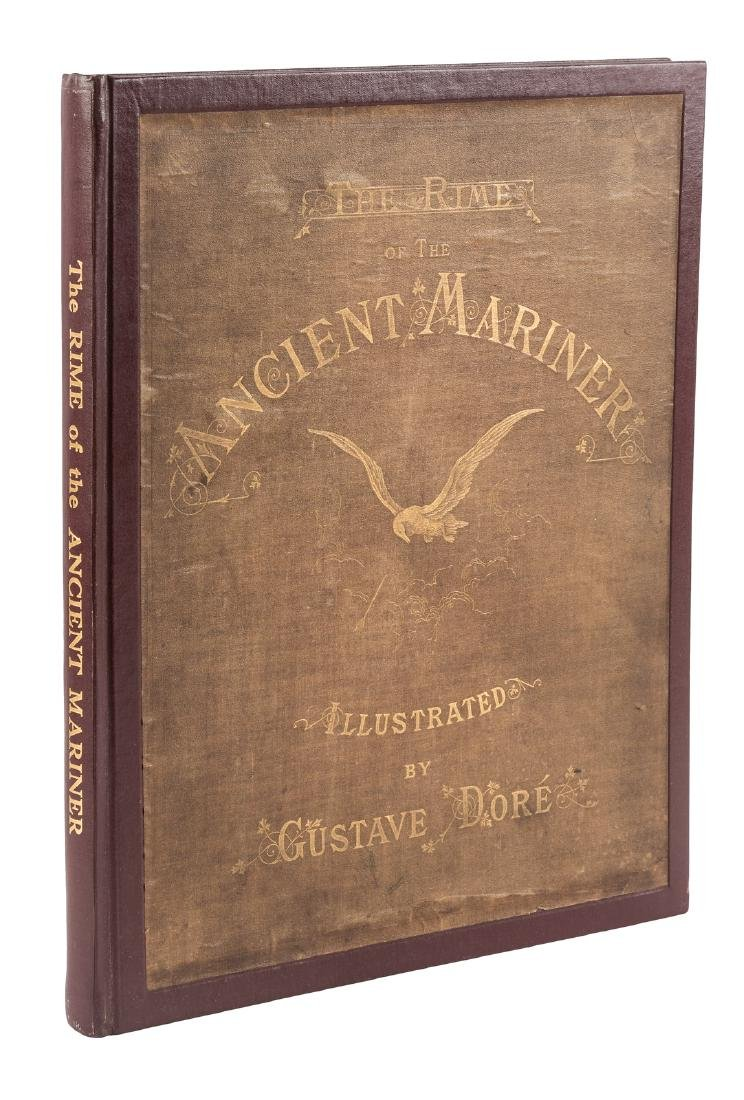 Dore's Rime of the Ancient Mariner 1878