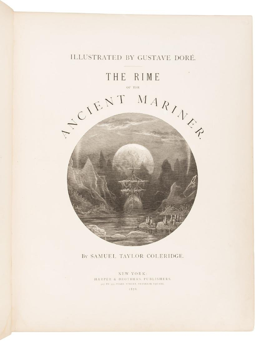 Dore's Rime of the Ancient Mariner 1878 - 2