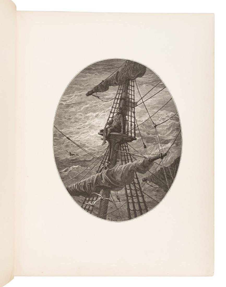 Dore's Rime of the Ancient Mariner 1878 - 3
