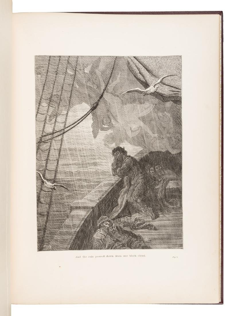 Dore's Rime of the Ancient Mariner 1878 - 5