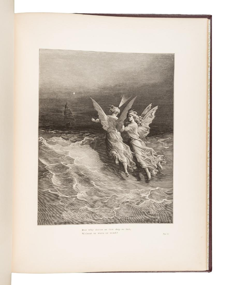 Dore's Rime of the Ancient Mariner 1878 - 7