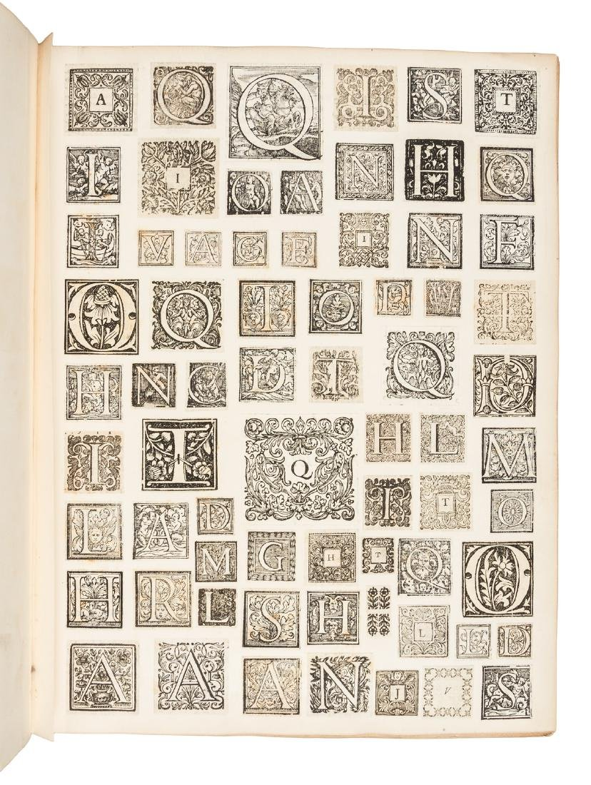 Two scrapbooks of illustrated plates, 1880