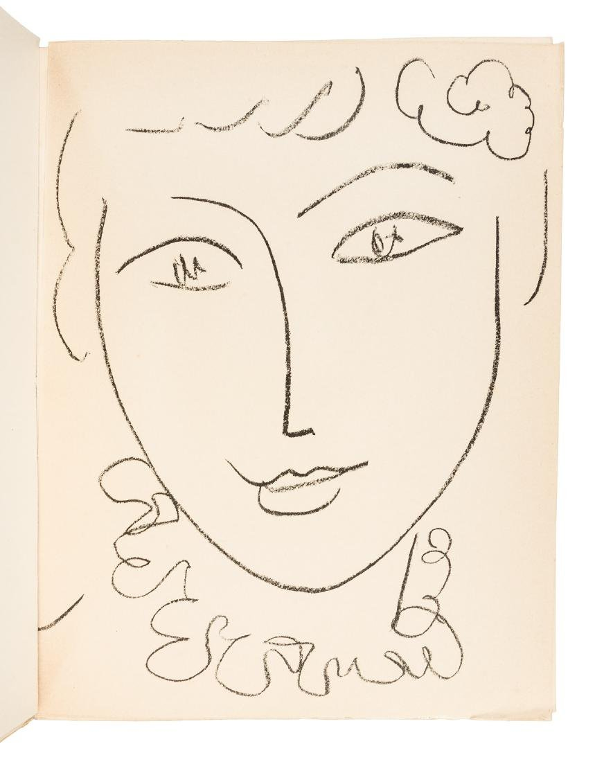 Portraits by Henri Matisse 1954 - 2