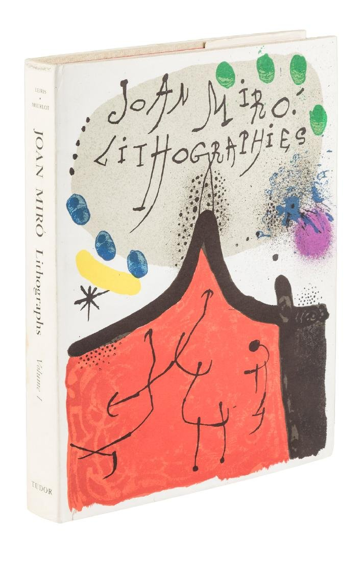 Miró: Lithographs, Volume I