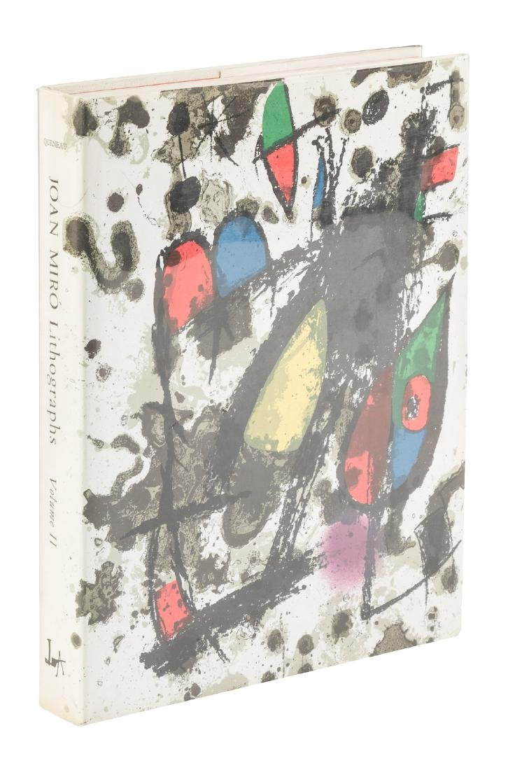 Miro Lithographs: Volume II