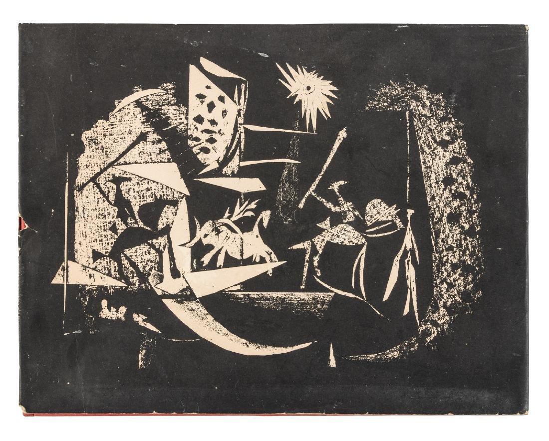 Picasso Toreros 4 original lithographs 1st Edn 1961 - 2
