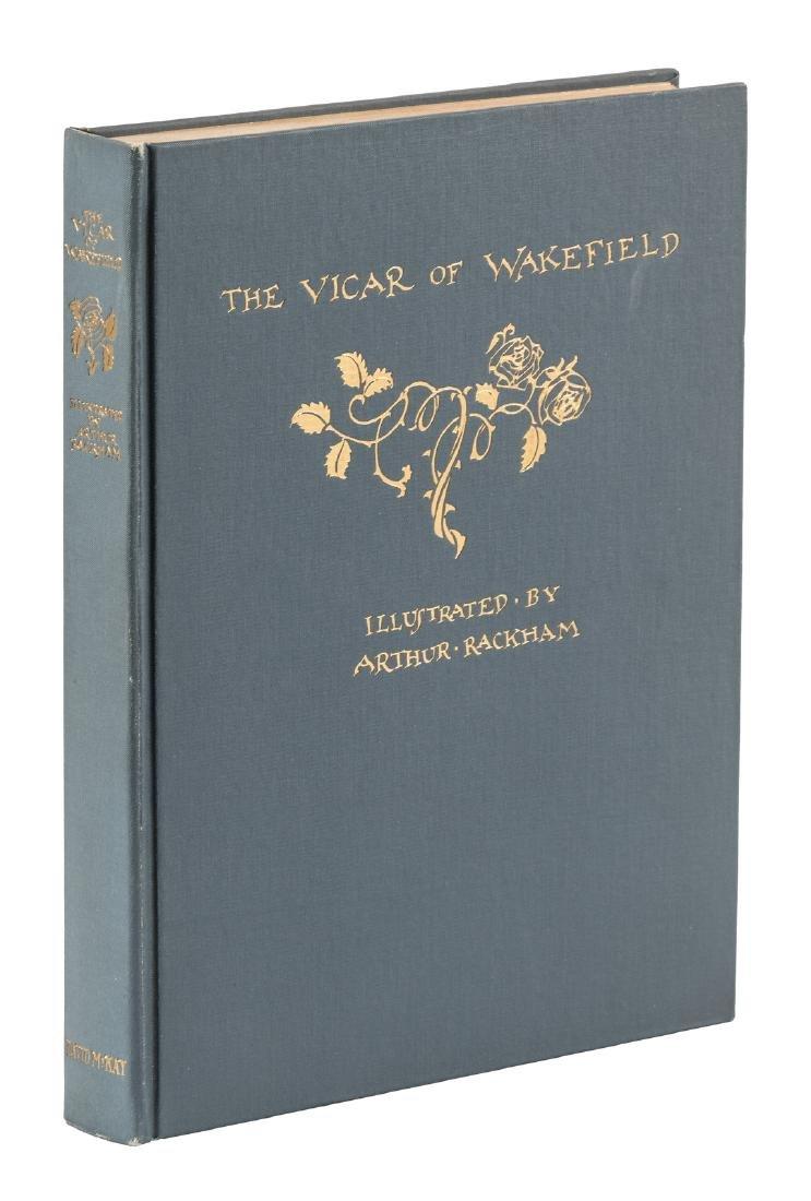 Rackham's Vicar of Wakefield 1st American Edition