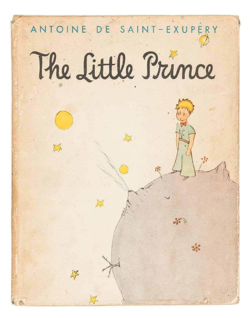 The Little Prince early reprint