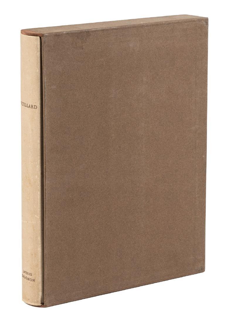 Vuillard monograph 1/50