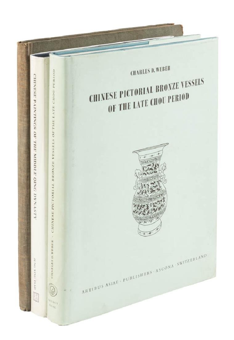 Chinese Pottery, Bronze Vessels, and Paintings