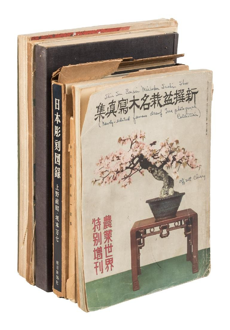 Catalogues of various Japanese collections & exhibits