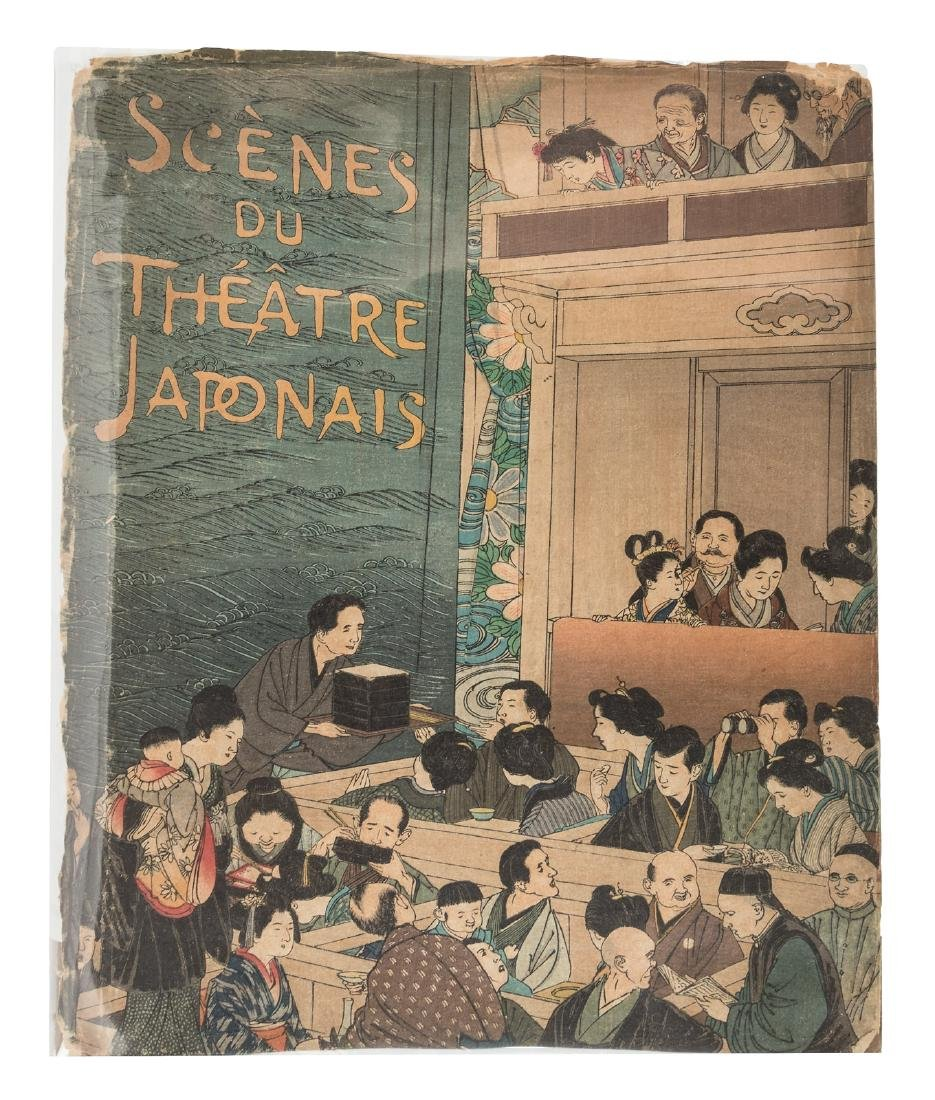 Color Prints of Japanese Theater