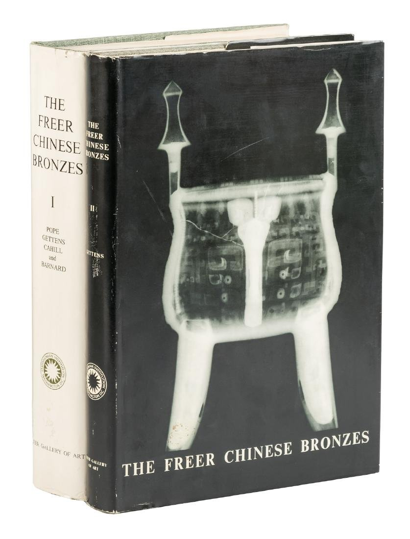 Freer Chinese Bronzes in Two Volumes