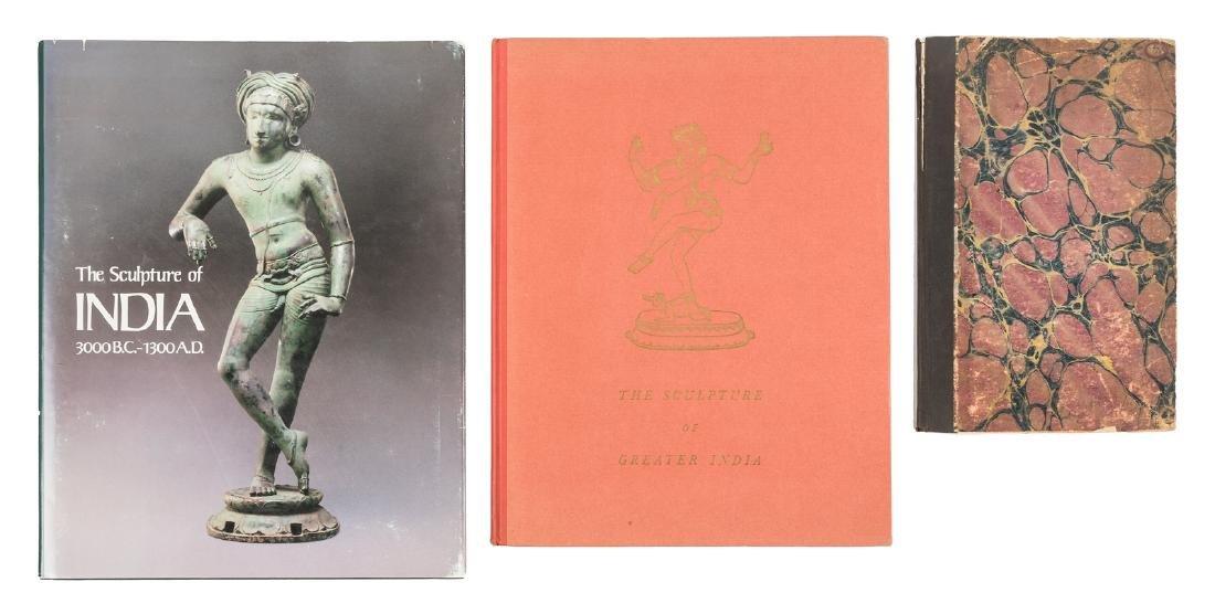 Three Volumes on Indian Art