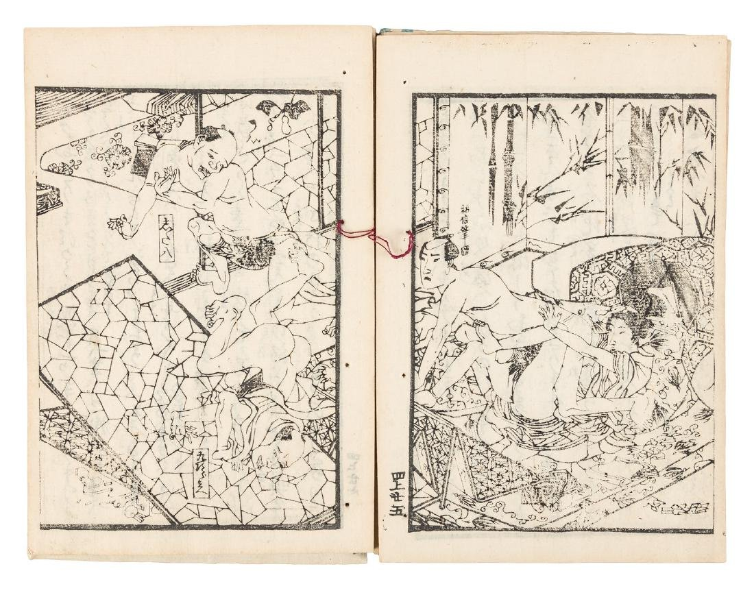 Shank's Mare, Japanese picaresque novel, 1800's - 4