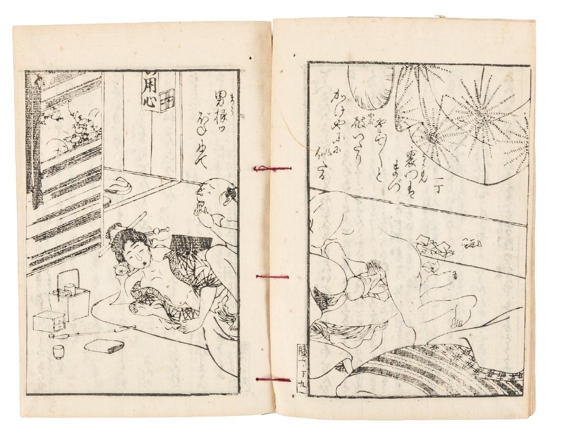 Shank's Mare, Japanese picaresque novel, 1800's - 5