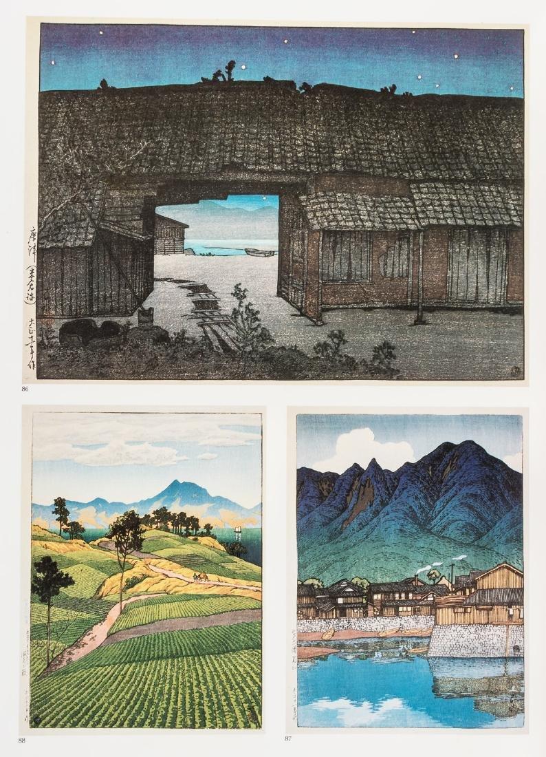 The woodblock prints of Kawase Hasui - 10