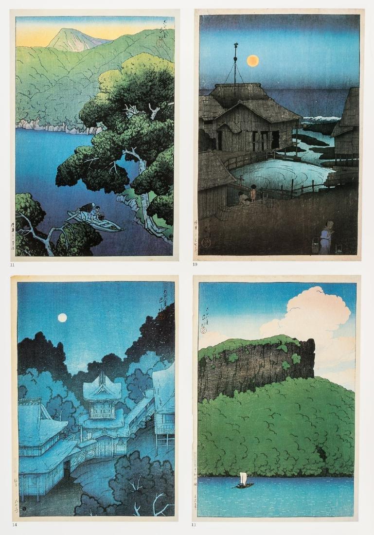 The woodblock prints of Kawase Hasui - 6