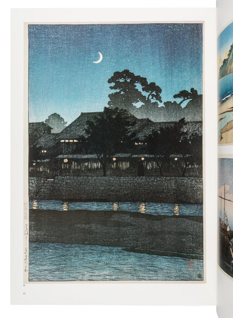 The woodblock prints of Kawase Hasui - 7