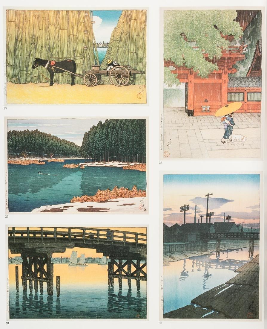 The woodblock prints of Kawase Hasui - 8