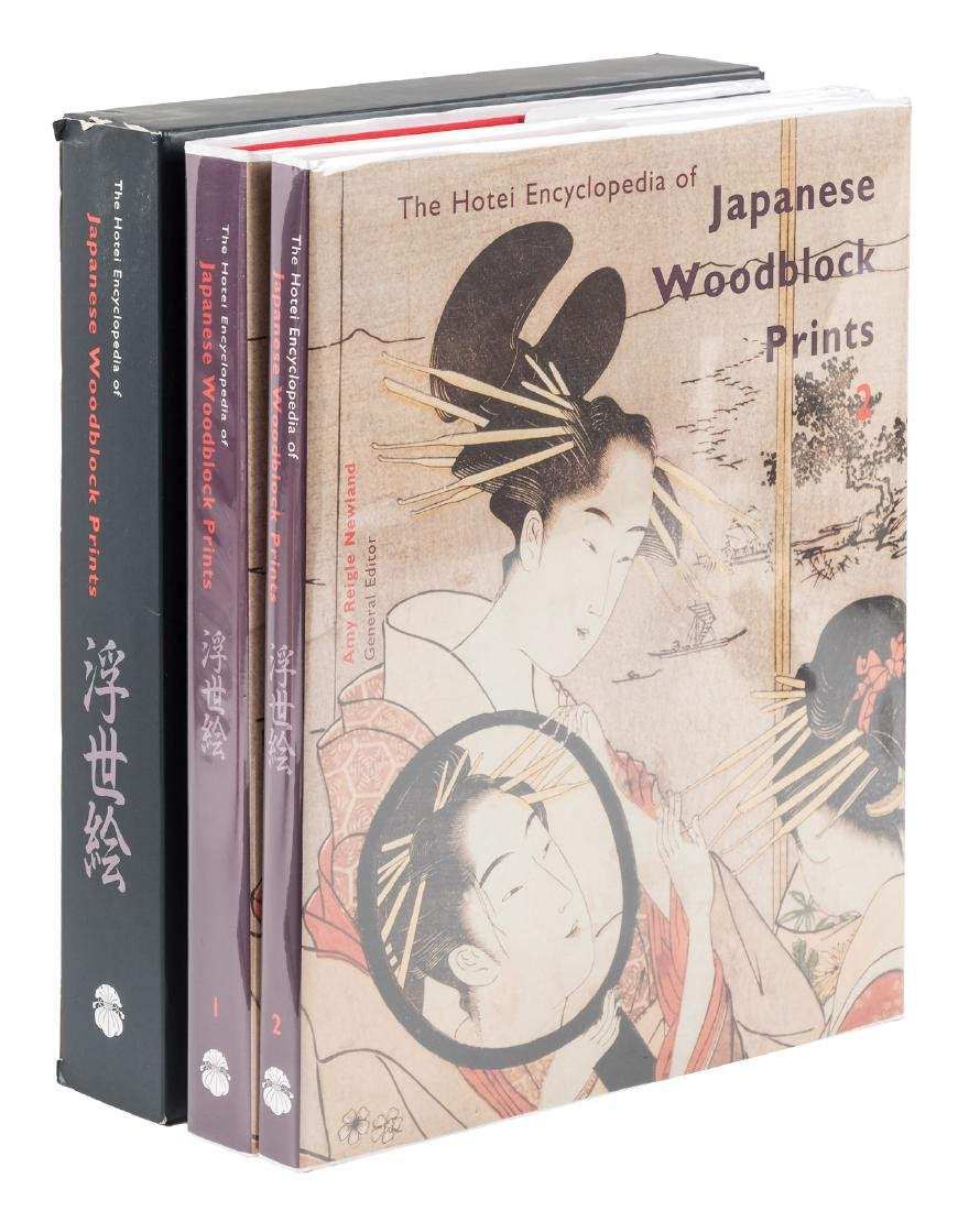 Compendium of Japanese Woodblock Prints