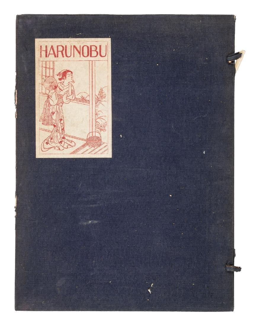 Harunobu by Noguchi
