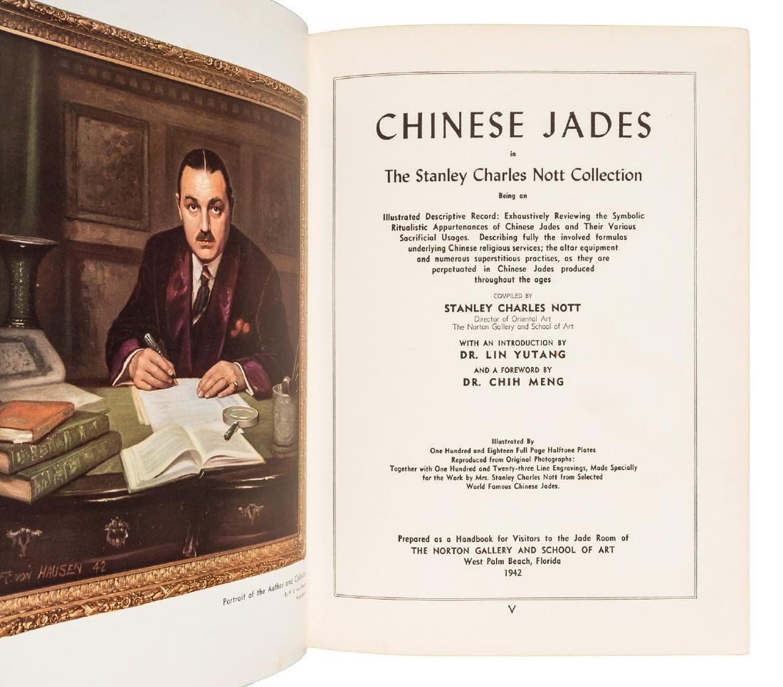 Nott's Collection of Chinese Jades - 2