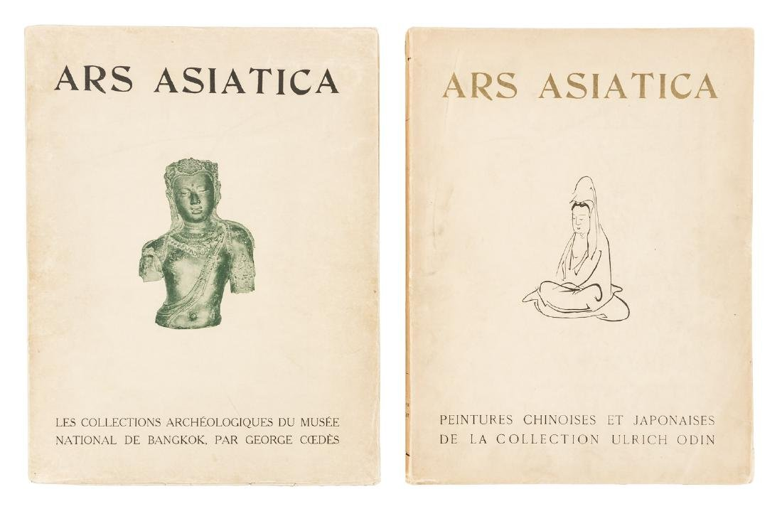 Two Volumes of Ars Asiatica