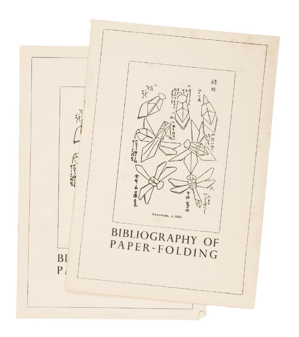 Collection of books on Origami & Paper-folding - 3