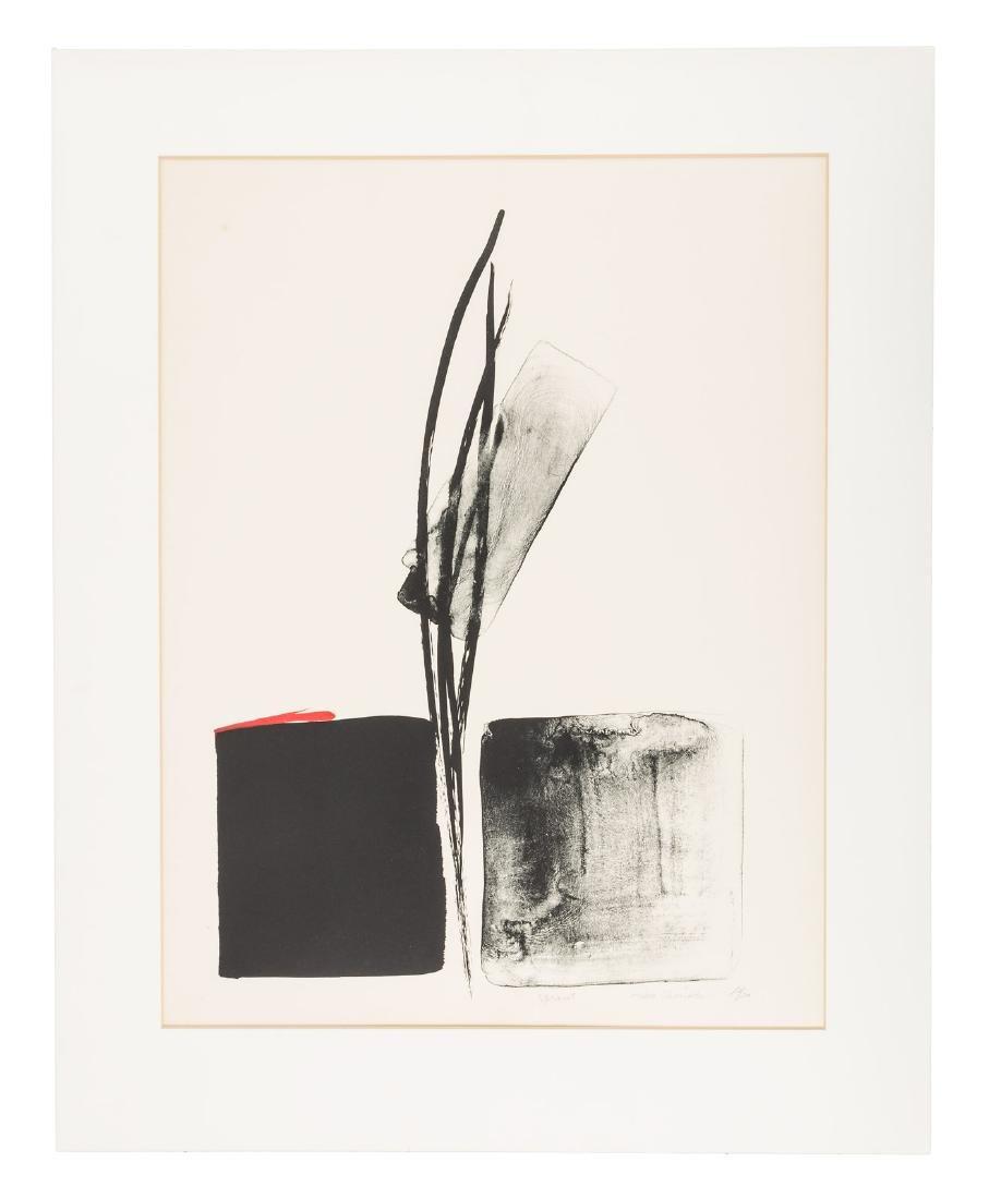 Toko Shinoda lithograph 1/20