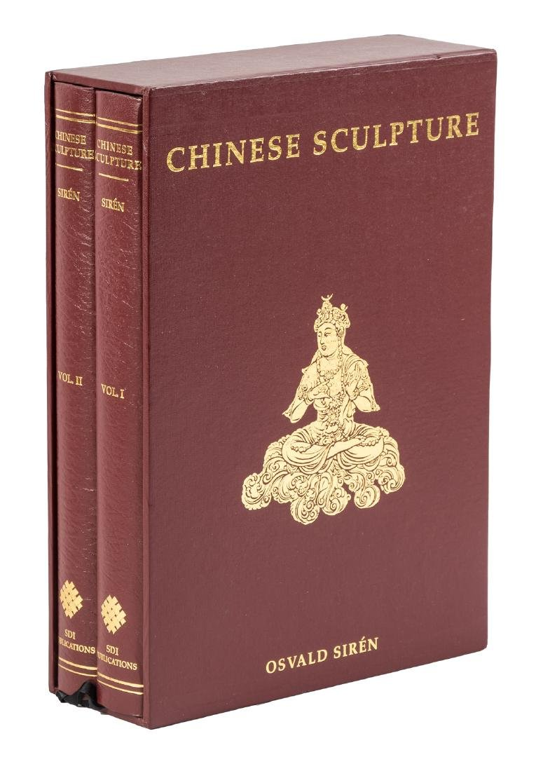 Elegant Reprint of Siren's Chinese Scupture.