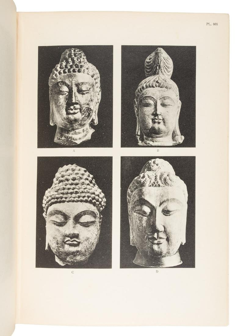 Four Volume Siren on Chinese Sculpture - 5