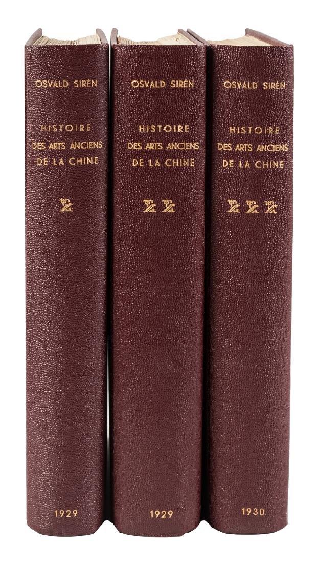 Art of China in Three Volumes