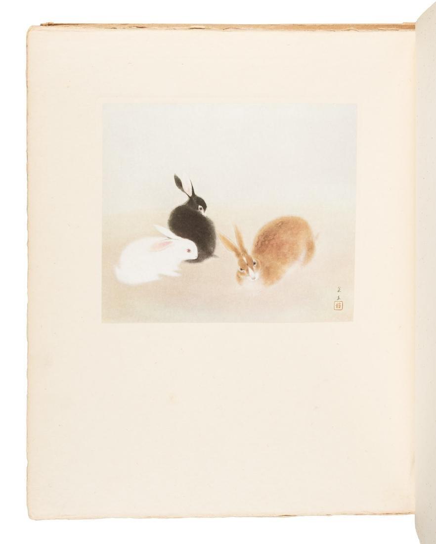 Bird & flower paintings by Sankyu Yamamoto