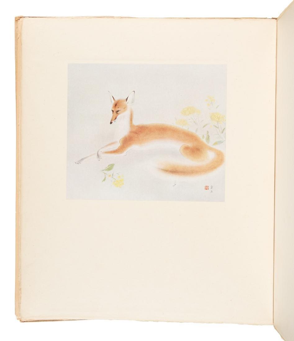 Bird & flower paintings by Sankyu Yamamoto - 2
