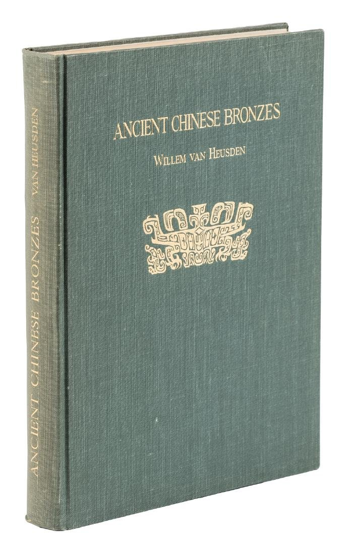 Rare Book on Chinese Bronzes
