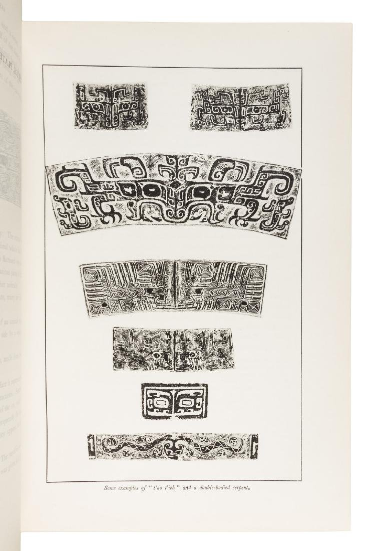Rare Book on Chinese Bronzes - 8