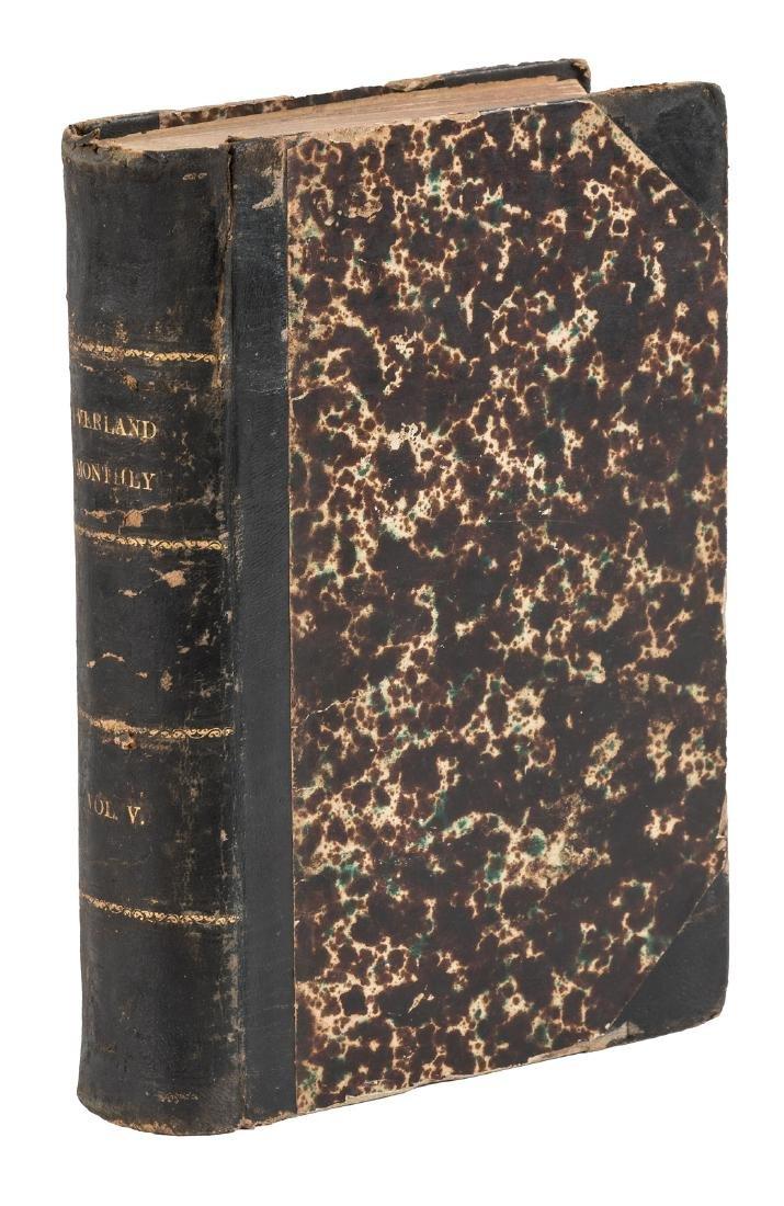 """1870 Bret Harte's """"Heathen Chinee"""", 1st appearance"""