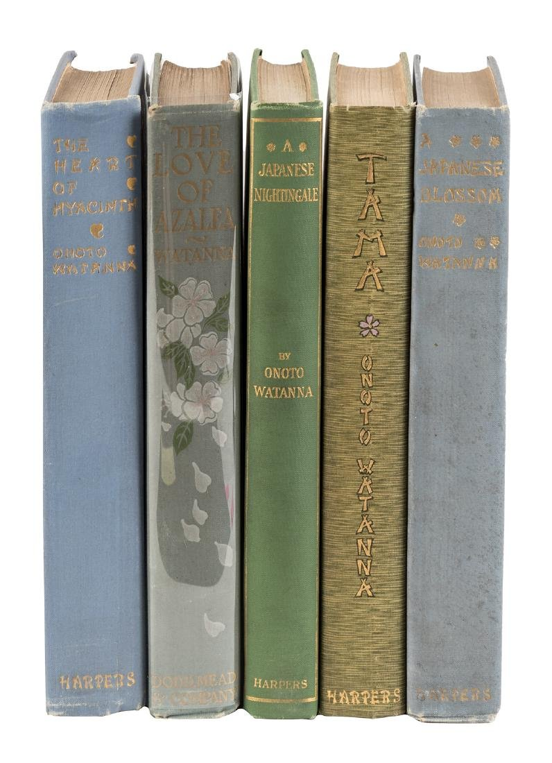 Onoto Watanna collection, novels and autobiography - 4