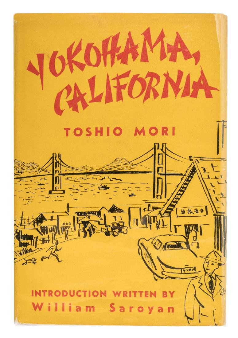 1st Japanese-American short story anthology