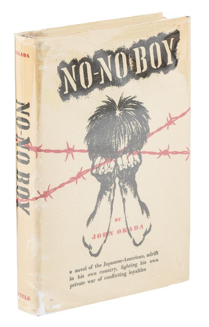 First Nisei novel of the Japanese American internment