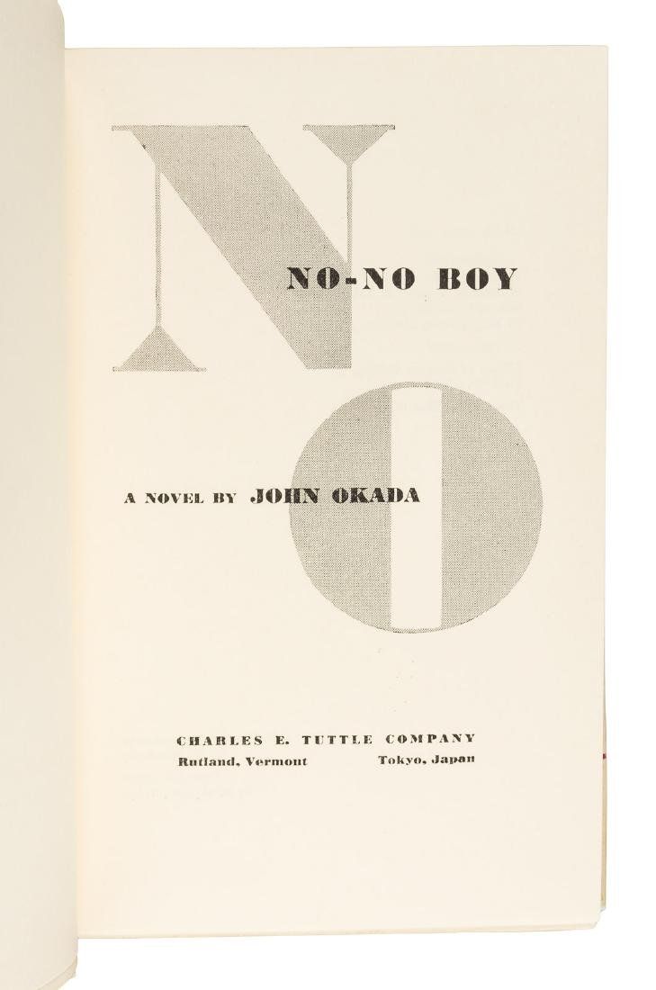 First Nisei novel of the Japanese American internment - 2
