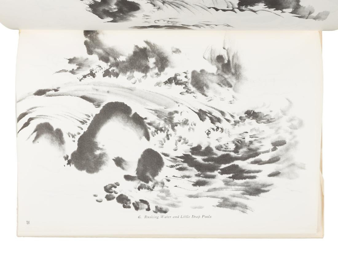Japanese-American artist Chiura Obata, two books from - 4