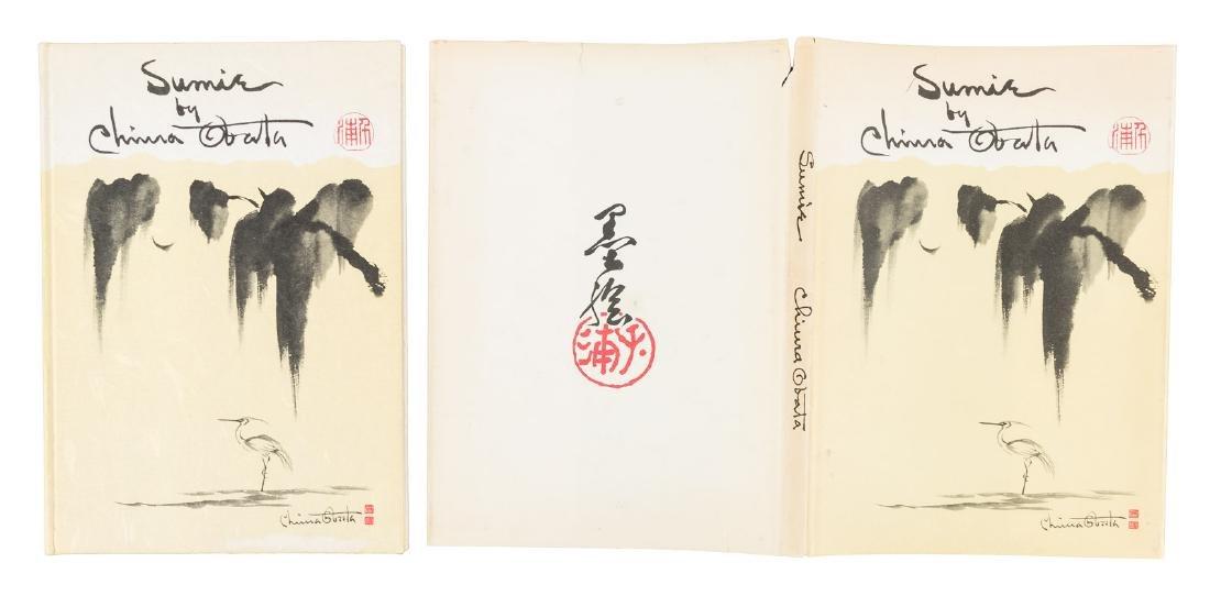 Japanese-American artist Chiura Obata, two books from - 6