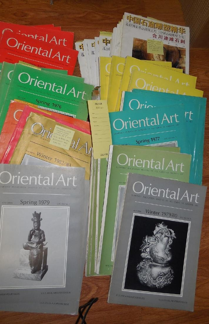 Asian art Periodical
