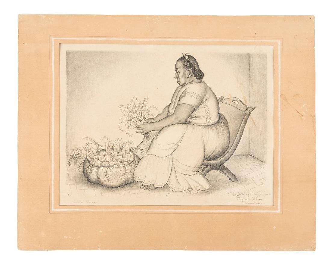 Maxine Albro lithograph 1/50