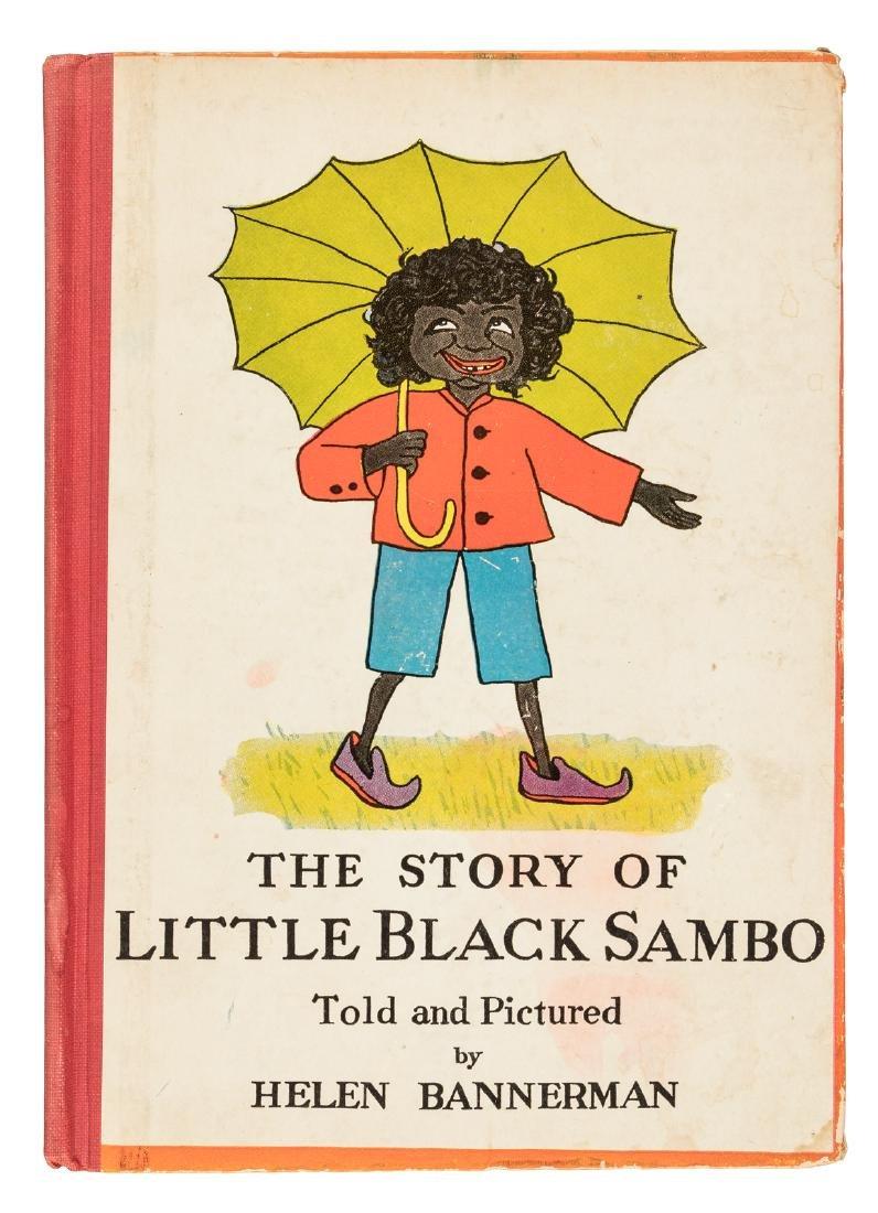 Little Black Sambo 1931