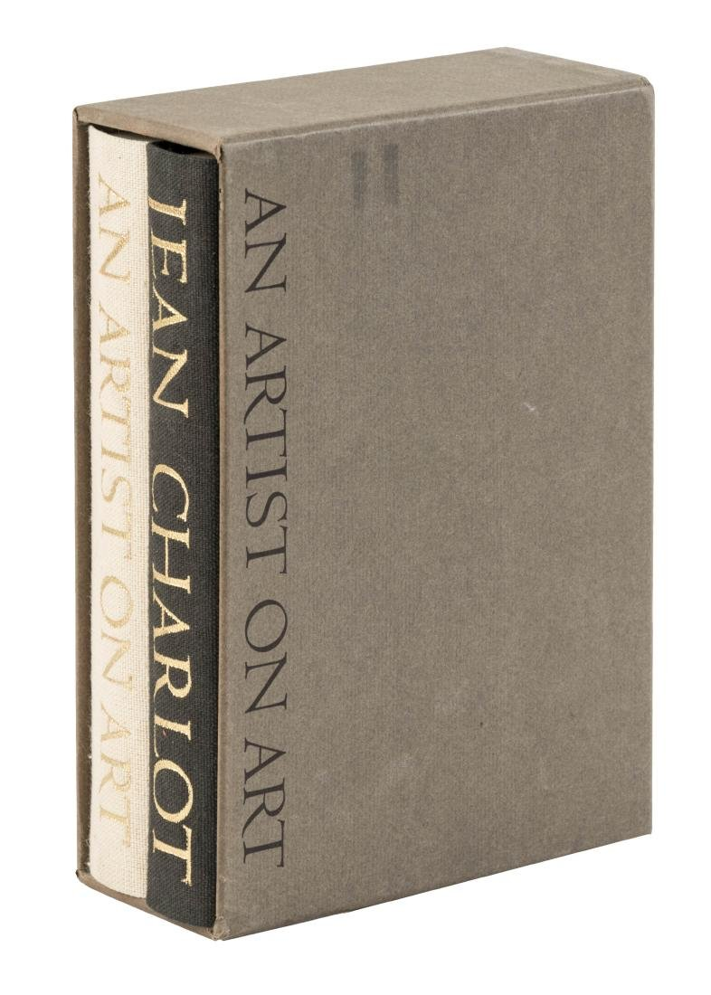 Essays of Jean Charlot first ed signed